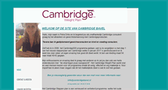 Preview of cambridgebavel.nl